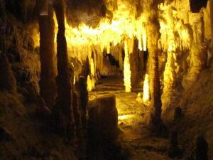 grot stalagmieten