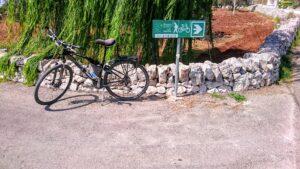 bewegwijzerde fietsroutes
